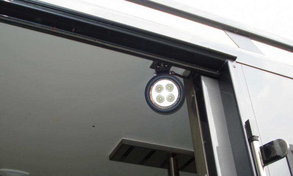 LED klepverlichting