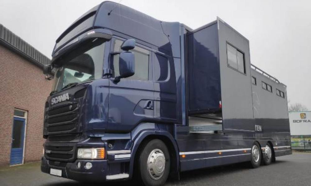 SCANIA 6-paards